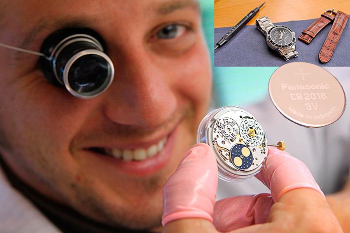 Service Timex часы
