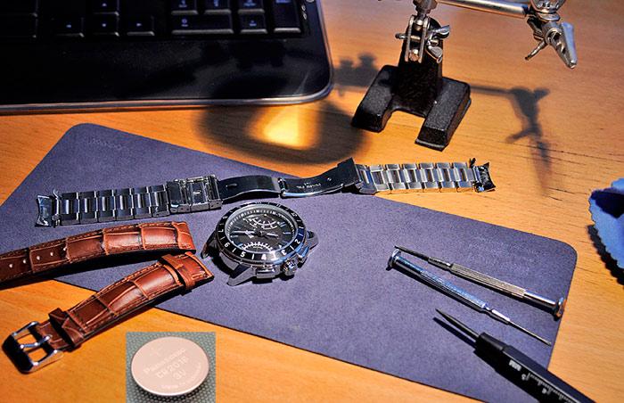 Service-Timex