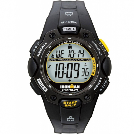 Мужские часы Timex IRONMAN Triathlon Shock Flix 30Lp Tx5k022