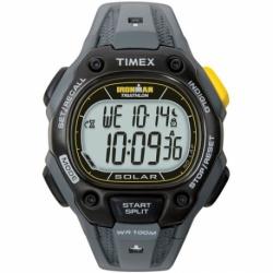 Мужские часы Timex IRONMAN Triathlon 50Lp Solar Tx5j281