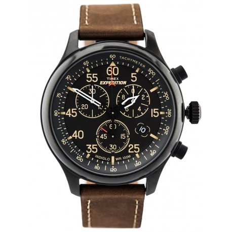 Мужские часы Timex Expedition Military Field Chrono Tx49905