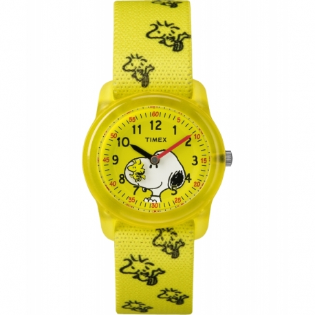 Детские часы Timex Peanuts Tx2r41500