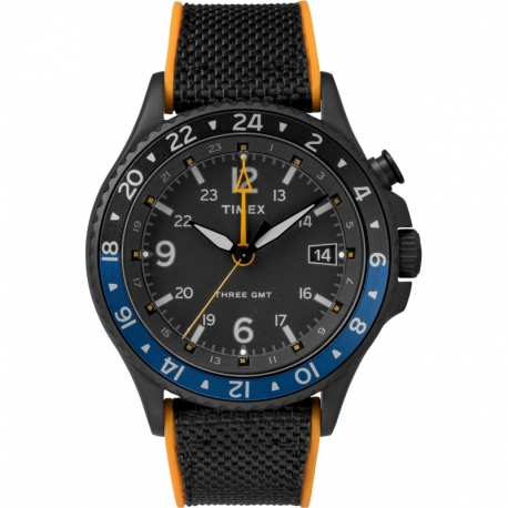 Мужские часы Timex ALLIED 3GMT Tx2r70600