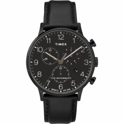 Мужские часы Timex ORIGINALS Waterbury Chrono Tx2r71800