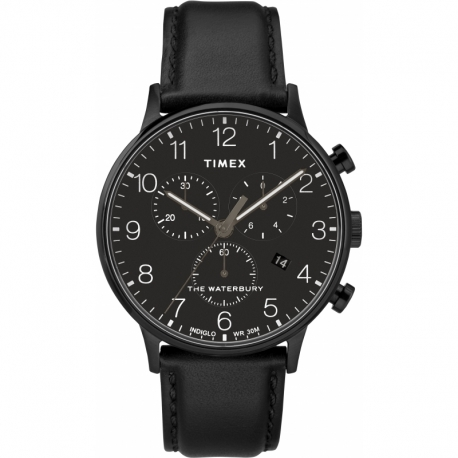 Мужские часы Timex ORIGINALS Waterbury Chrono Tx2r71800