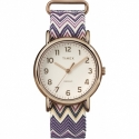 Женские часы Timex WEEKENDER Chevron Tx2r59000