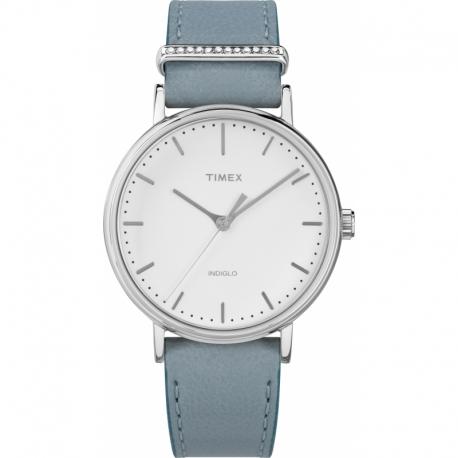 Женские часы Timex WEEKENDER Fairfield Crystal Tx2r70300