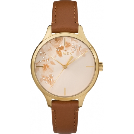 Женские часы Timex TREND Crystal Bloom Tx2r66900