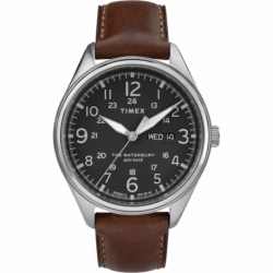 Мужские часы Timex WATERBURY Day Date Tx2r89000