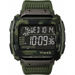 Мужские часы Timex EXPEDITION CAT Command Shock Tx5m20400