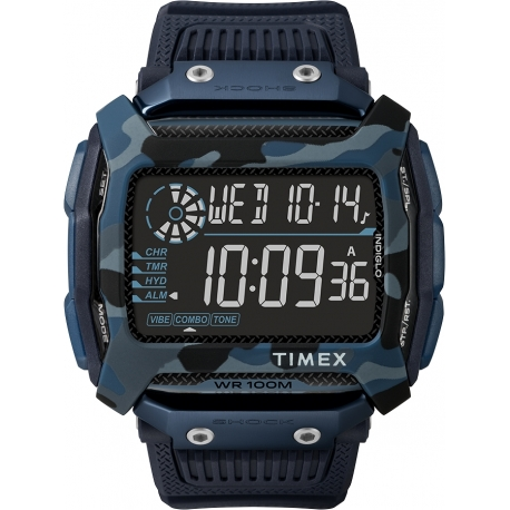 Мужские часы Timex EXPEDITION CAT Command Shock Tx5m20500