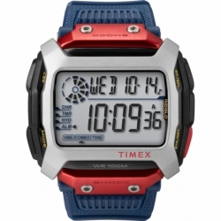 Мужские часы Timex EXPEDITION CAT Command Shock Red Bull Tx5m20800