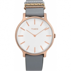 Женские часы Timex METROPOLITAN Transcend Tx2t45400