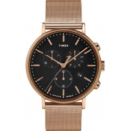Мужские часы Timex FAIRFIELD Chrono Tx2t37100
