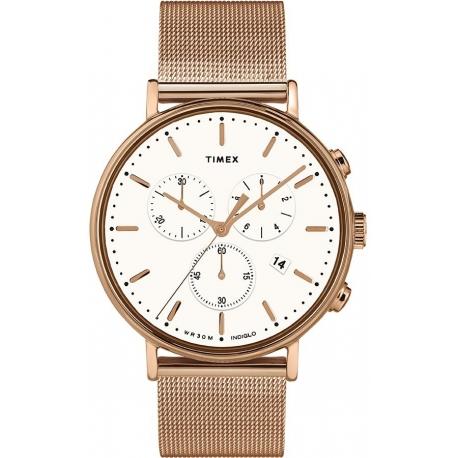 Мужские часы Timex FAIRFIELD Chrono Tx2t37200