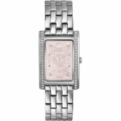 Женские часы Timex CRYSTAL Rectangle Tx2n145