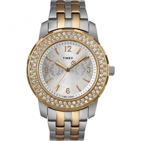 Женские часы Timex SL Crystal Tx2n148