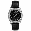 Женские часы Timex CRYSTAL Cushion Tx2n037