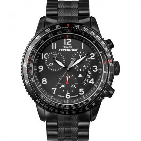 Мужские часы Timex EXPEDITION Aviator Chrono Tx49825
