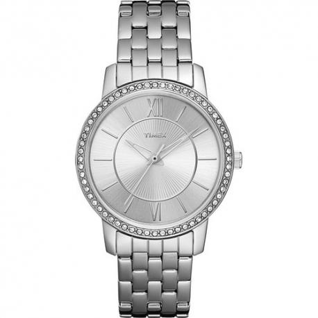 Женские часы Timex CRYSTAL Oversize Tx2n371