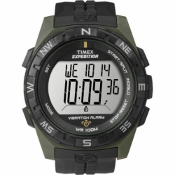 Мужские часы Timex EXPEDITION Vib Alarm Tx49852