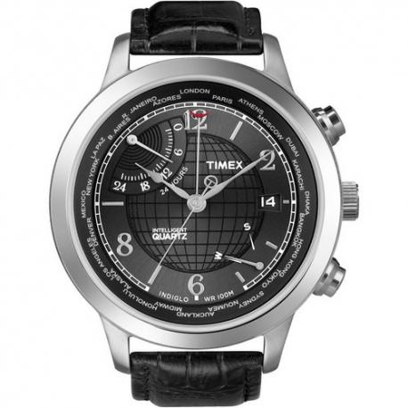 Мужские часы Timex TRAVELLER IQ Tx2n609