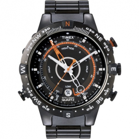 Мужские часы Timex Intelligent Quartz Tide Compass Tx2n723