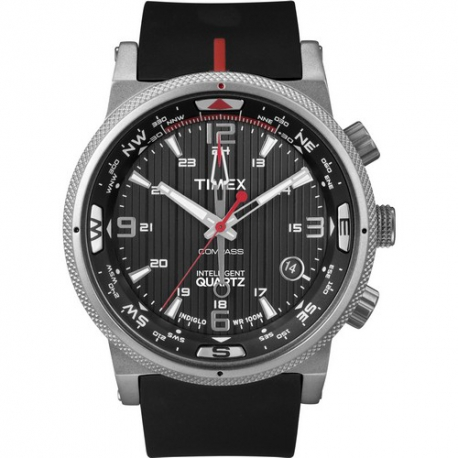 Мужские часы Timex Intelligent Quartz Compass Tx2n724