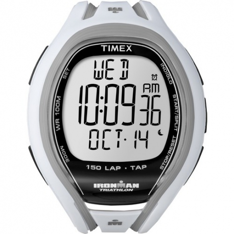Мужские часы Timex IRONMAN Triathlon Sleek 150Lp TAP Tx5k508
