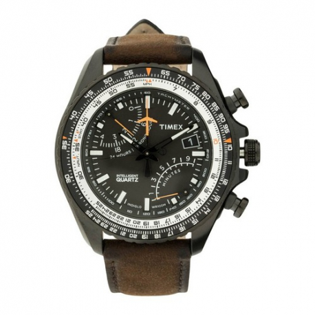 Мужские часы Timex Intelligent Quartz Aviator Chrono Tx2p102