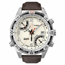 Мужские часы Timex Intelligent Quartz Chrono Compass Tx49866