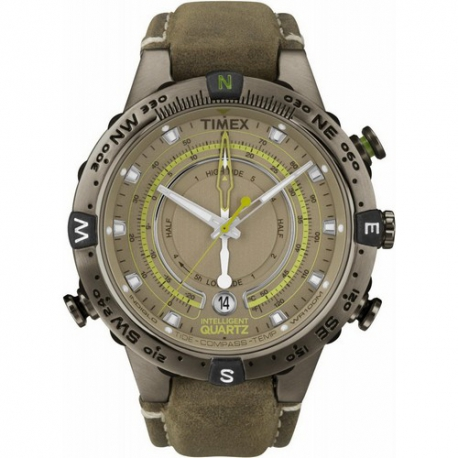 Мужские часы Timex Intelligent Quartz Tide Compass Tx2n739