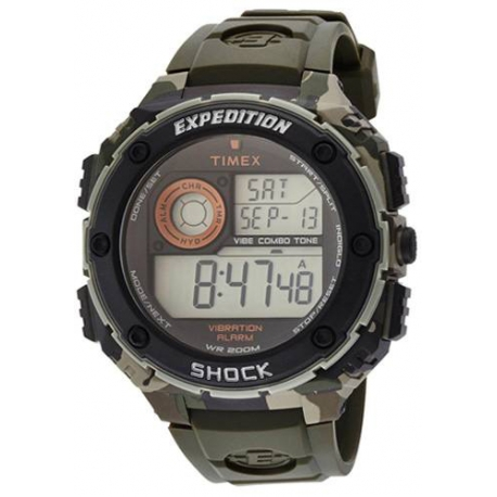 Мужские часы Timex Expedition Cat Vibe Shock Tx49981