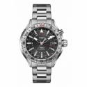 Мужские часы Timex IQ 3-GMT Tx2p424