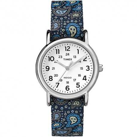 Женские часы Timex WEEKENDER Paisley Tx2p81100