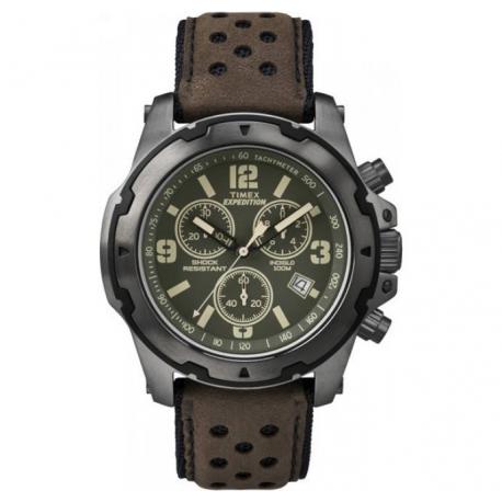 Мужские часы Timex EXPEDITION Rugged Field Shock Chrono Tx4b01600