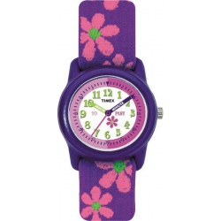 Детские часы Timex YOUTH Time Teachers Flowers Tx78401
