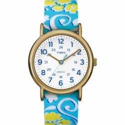 Женские часы Timex WEEKENDER Floral Tx2p90100