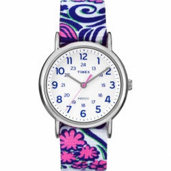 Женские часы Timex WEEKENDER Floral Tx2p90200