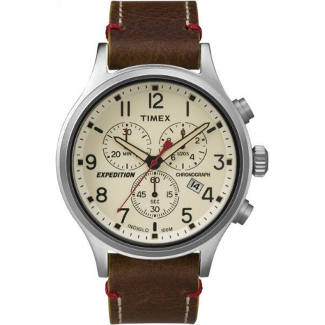 Мужские часы Timex EXPEDITION Scout Chrono Tx4b04300