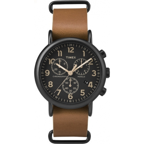 Мужские часы Timex WEEKENDER Chrono Oversized Tx2p97500