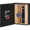 Мужские часы Timex WEEKENDER Chrono Oversized Tx012800-wg