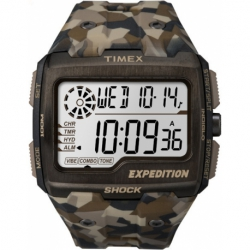 Мужские часы Timex EXPEDITION CAT Grid Shock Tx4b07300