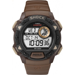 Мужские часы Timex EXPEDITION CAT Base Shock Tx4b07500