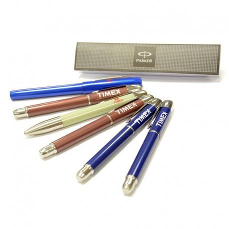 Подарочная ручка Parker с логотипом Timex