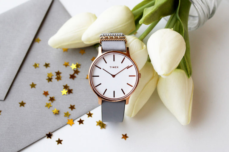 женские часы Таймекс