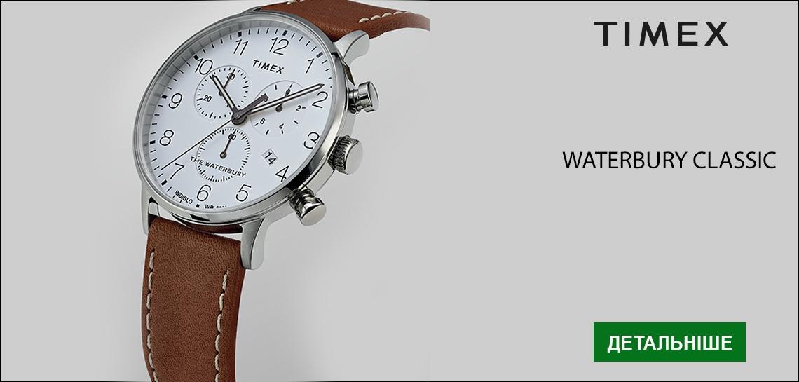 Мужские часы Timex WATERBURY Classic Chrono. Выбрать сейчас!
